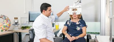 Die vitrektomie ist eine spezielle Behandlung, die vielen Gefahren ausgesetzt ist